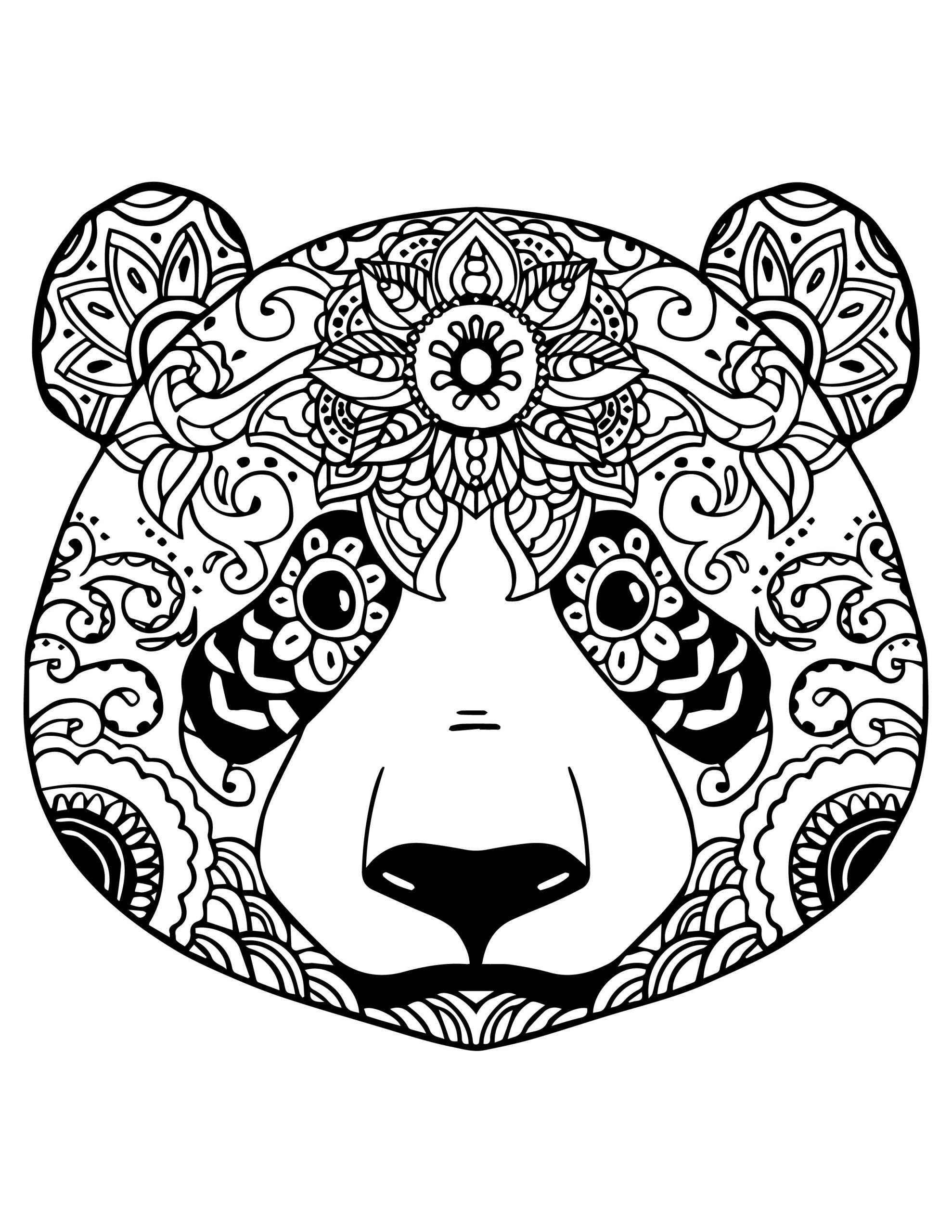 Dessin Imprimer Animaux – Vvivante À Dessin A Colorier D pour Animaux A Dessiner Imprimer