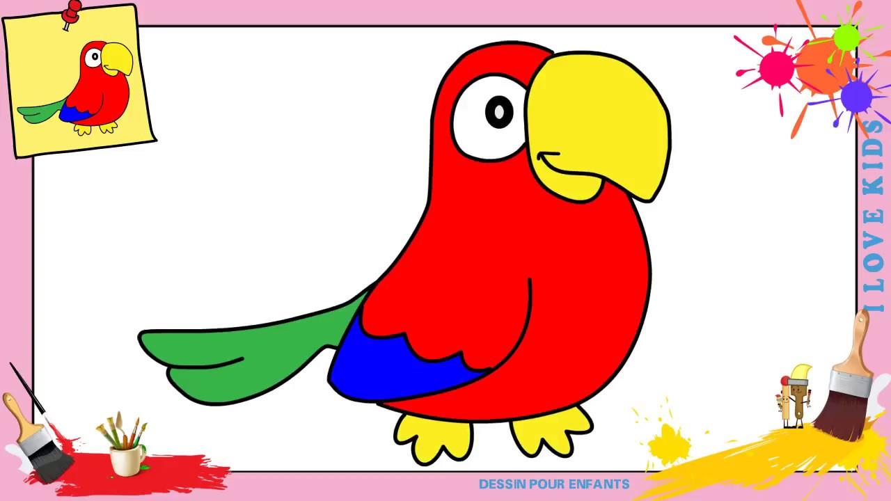 Dessin Oiseau Facile - Comment Dessiner Un Oiseau Facilement Etape Par Etape avec Dessin D Oiseau Simple