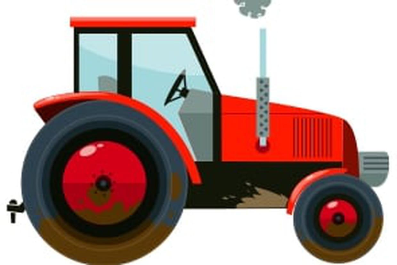 Dessin Tracteur Facile. 🌈 Coloriage Tracteur Sur Service pour Coloriage Tracteur Tom À Imprimer