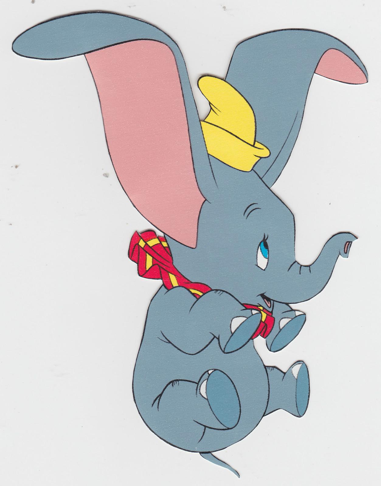 Dessins En Couleurs À Imprimer : Dumbo, Numéro : 15483 tout Dessin Dumbo