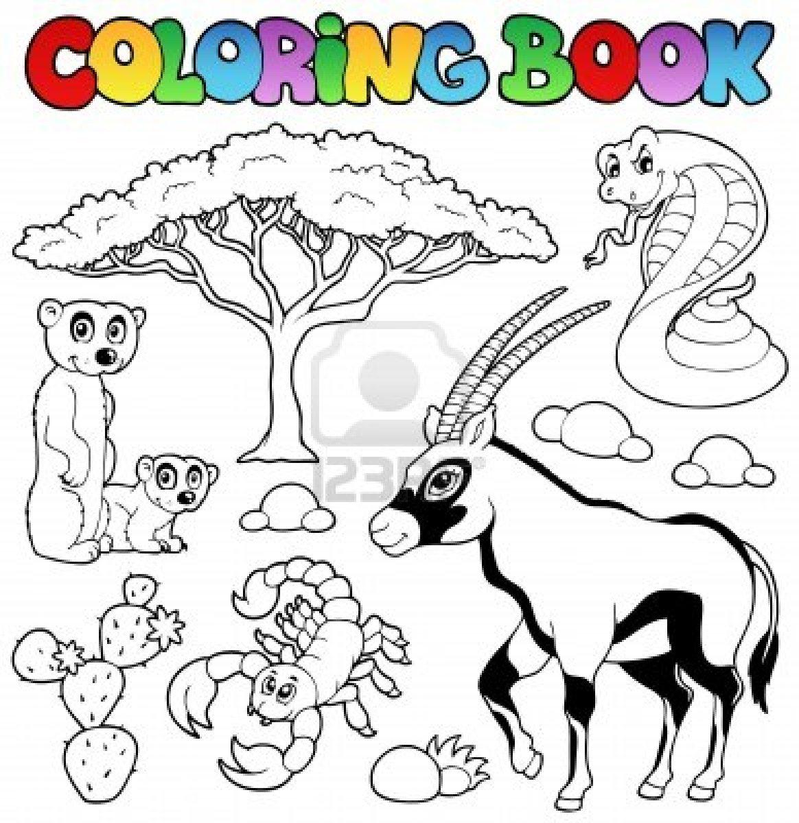Dessins En Couleurs À Imprimer : Le Livre De La Jungle serapportantà Livre De Coloriage À Imprimer
