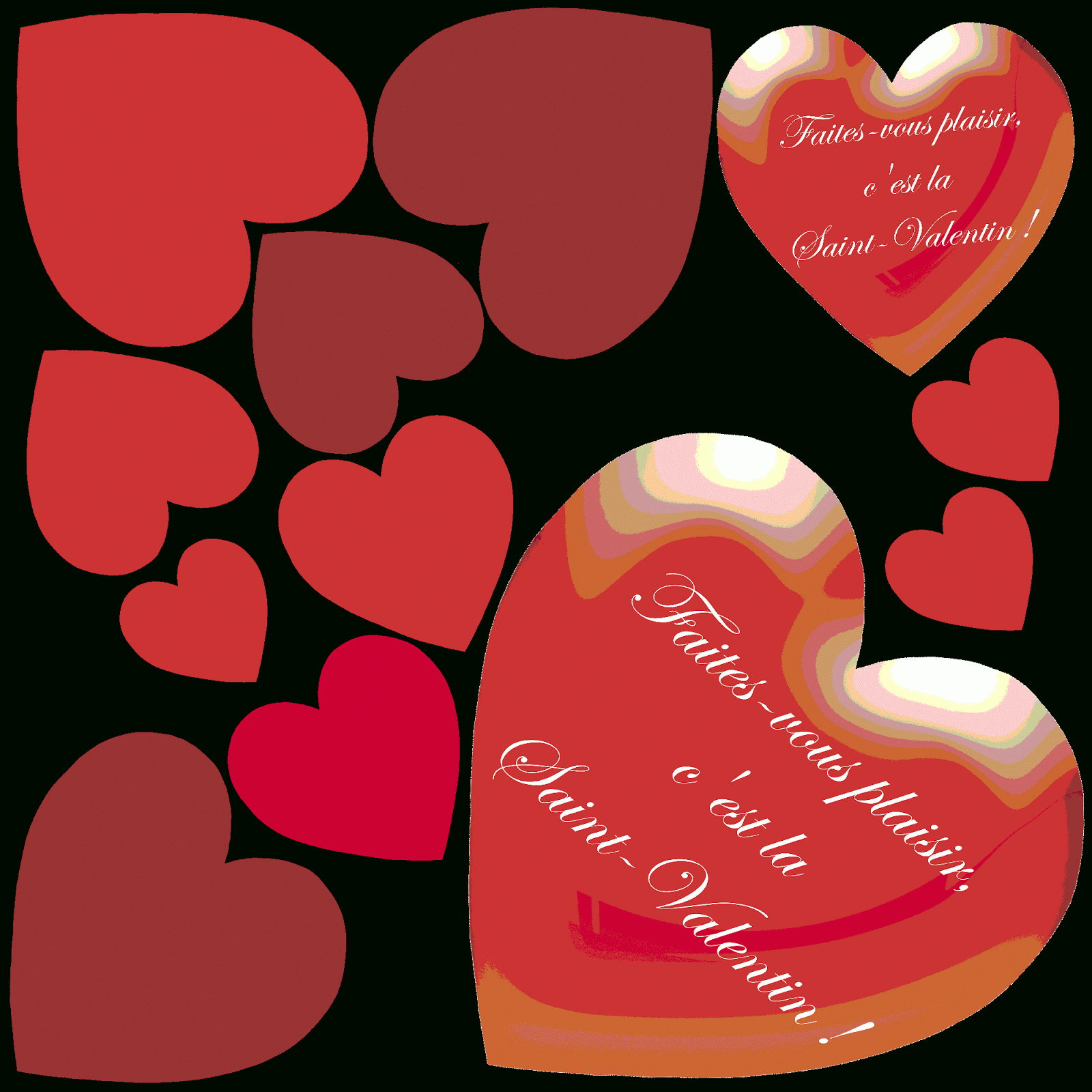 Dessins En Couleurs À Imprimer : Saint-Valentin, Numéro : 692549 serapportantà Dessin Pour La Saint Valentin