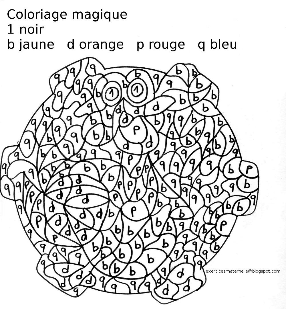 Dessins Gratuits À Colorier - Coloriage Magique Maternelle À à Coloriage Magique Maternelle A Imprimer Gratuit
