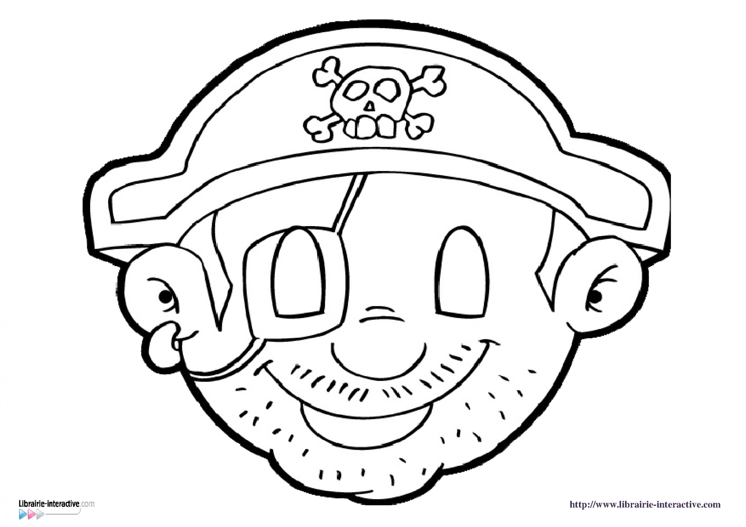 Dessins Gratuits À Colorier - Coloriage Masque À Imprimer destiné Masque Enfant A Colorier