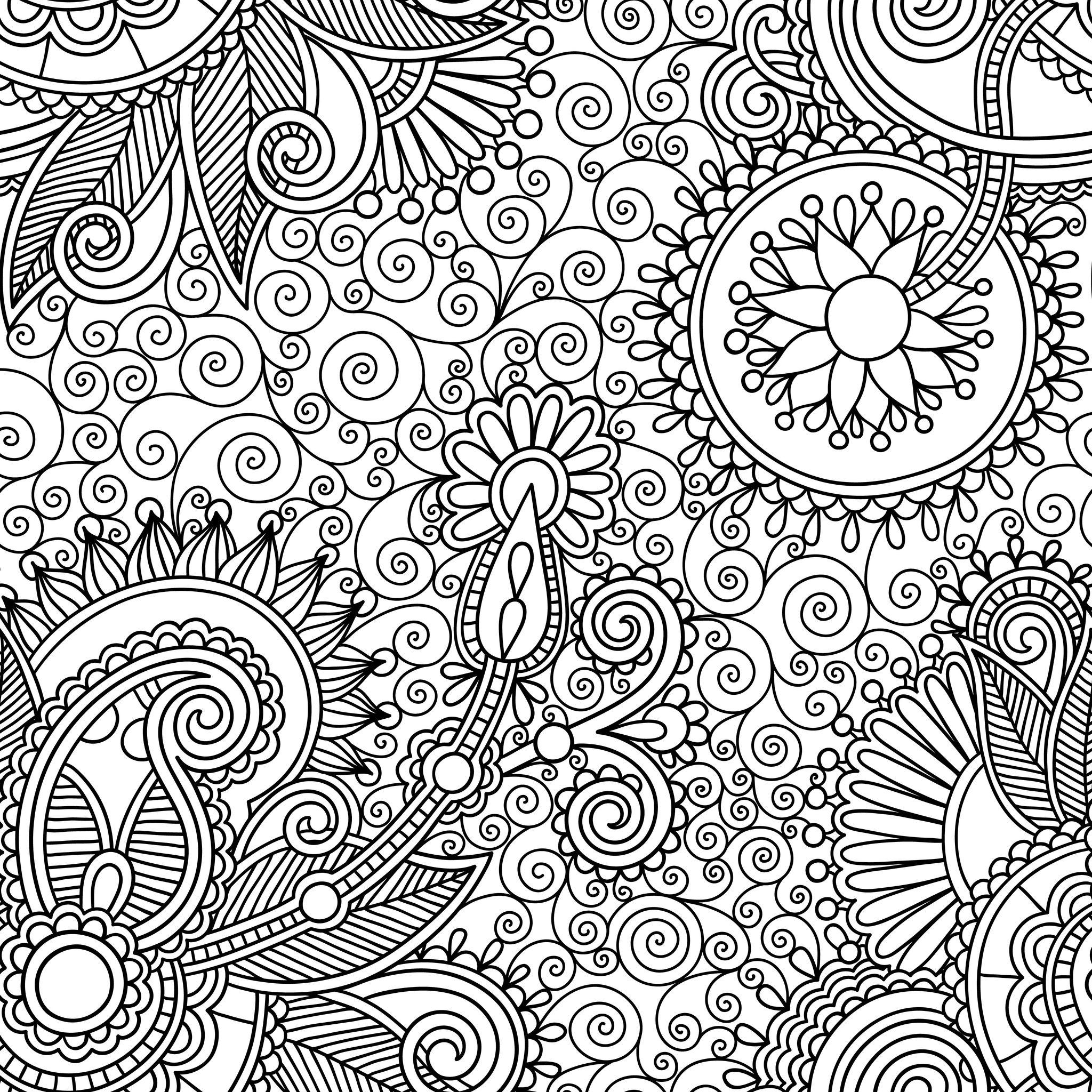 Dessins Gratuits À Colorier - Coloriage Zen À Imprimer tout Image Zen A Imprimer