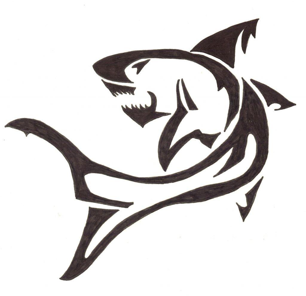 Dessins Pour Un Uage - Connaître Protéger Les Requins dedans Dessin De Requin À Imprimer