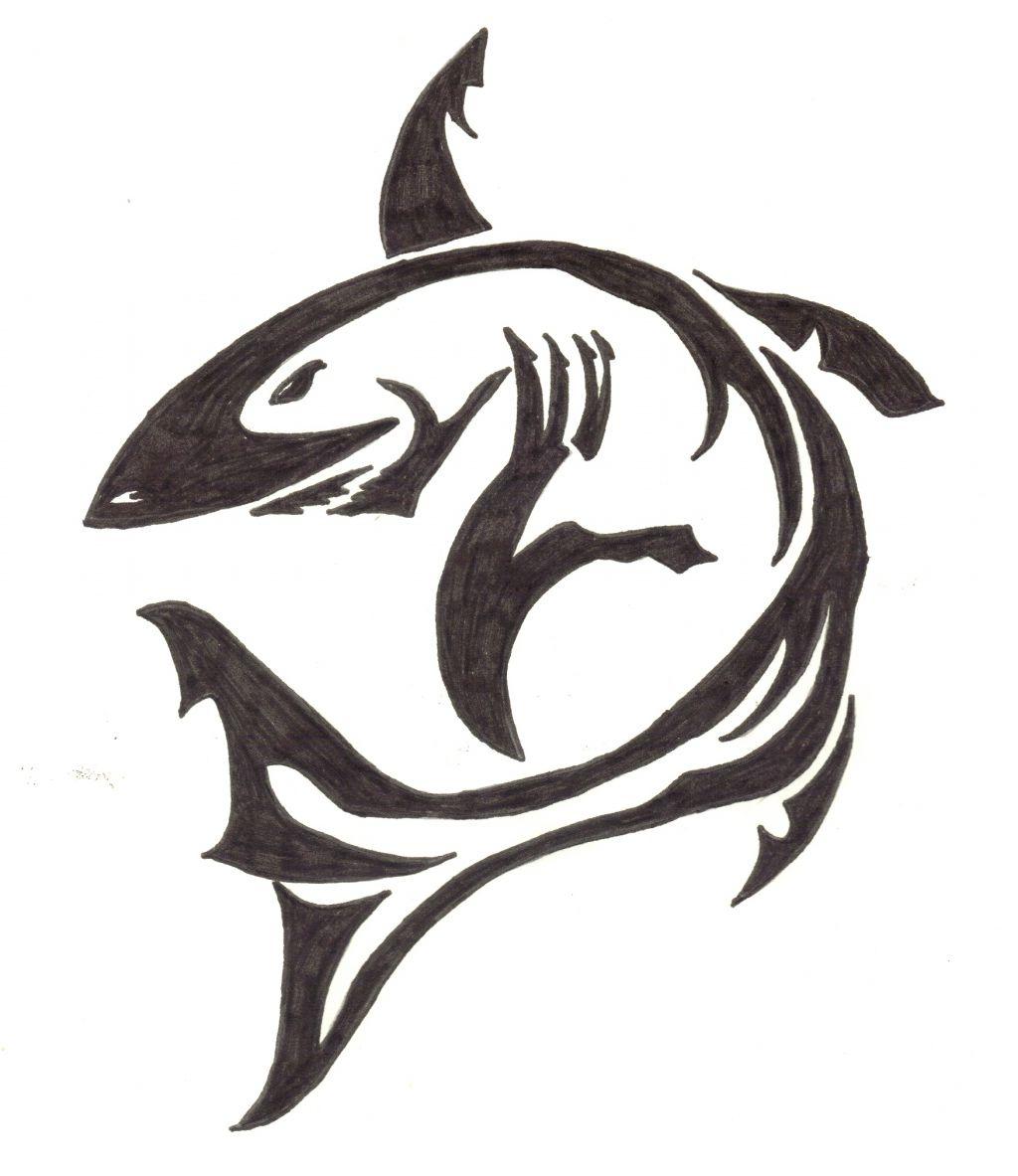 Dessins Pour Un Uage - Connaître Protéger Les Requins serapportantà Dessin De Requin À Imprimer