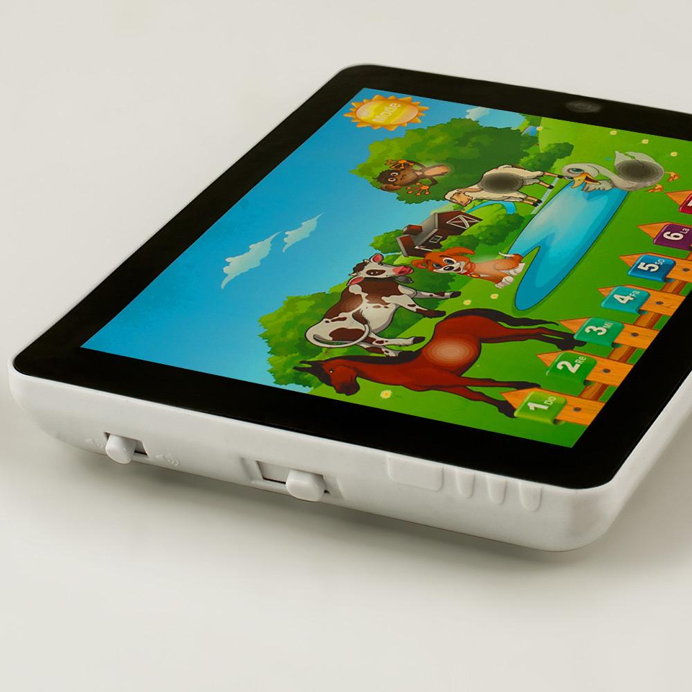 Détails Sur Jeu Éducatif Enfants - Ordinateur D'apprentissage Enfant En 4  Langues - Tablette destiné Jeux Ordinateur Enfant