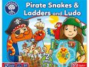 Détails Sur Orchard Toys Pirate Serpents Et Échelles Ludo Jeu Éducatif  Famille Jeux- Afficher Le Titre D'origine destiné Jeux Ludo Educatif