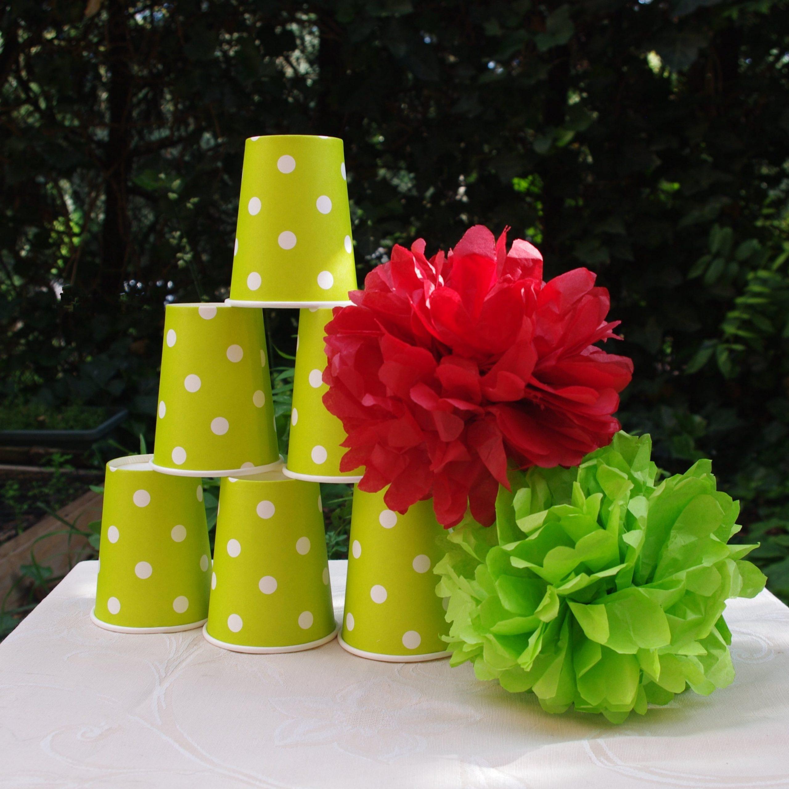 Deux Fleurs Déco Pour La Maison destiné Activité Manuelle En Papier
