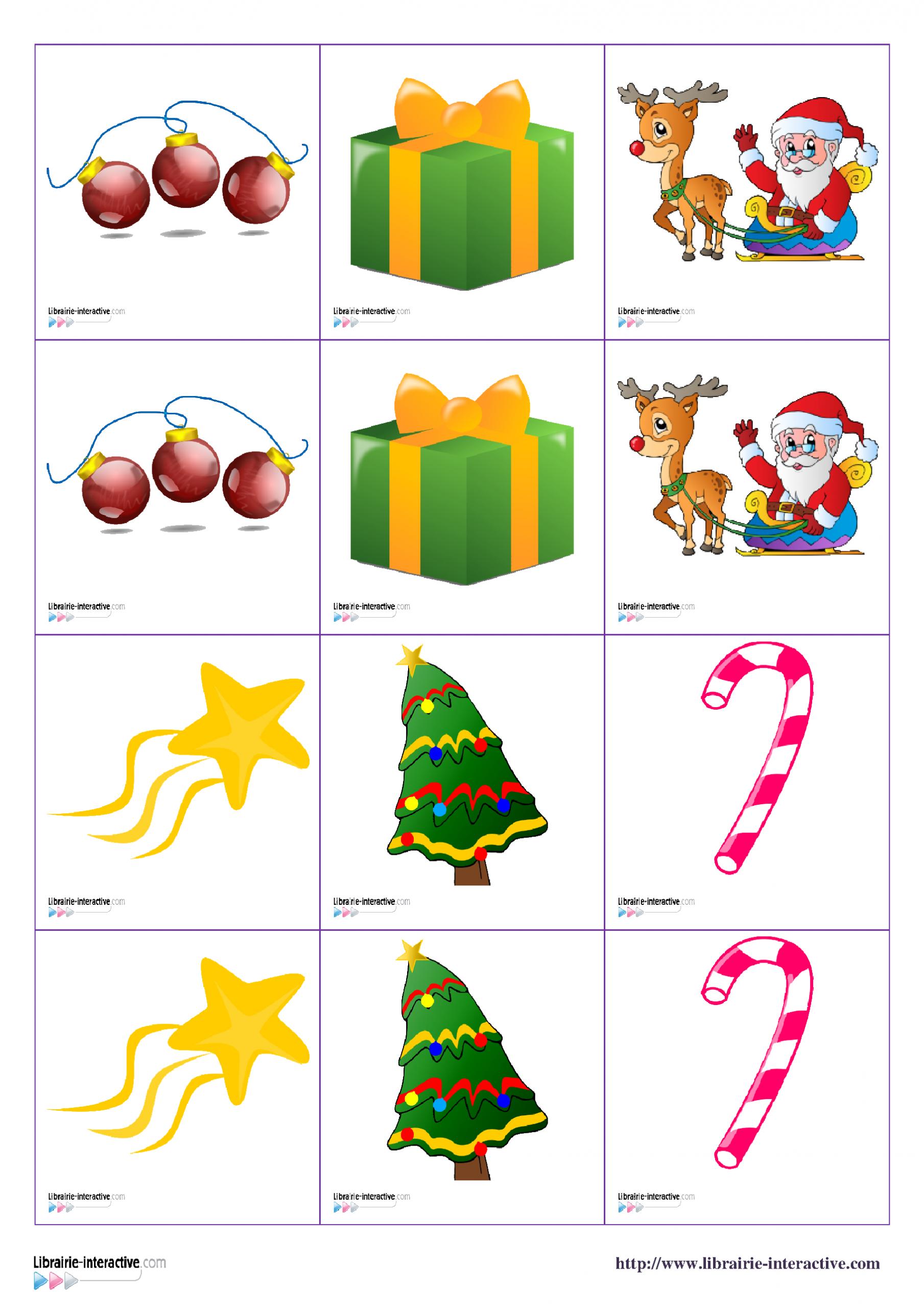 Deux Jeux De Memory De 30 Images Chacun, Sur Le Thème De pour Jeu Memory Enfant