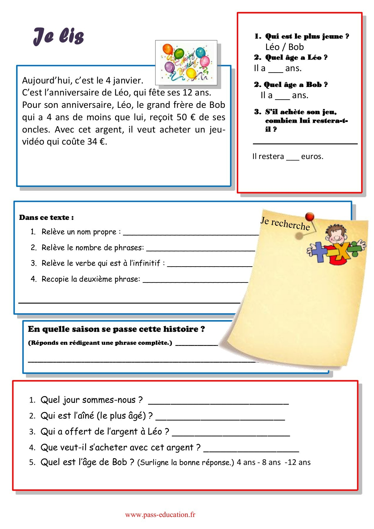 Devoir De Vacances Ce2 | Bio Mind Share concernant Cahier De Vacances Gratuit A Imprimer
