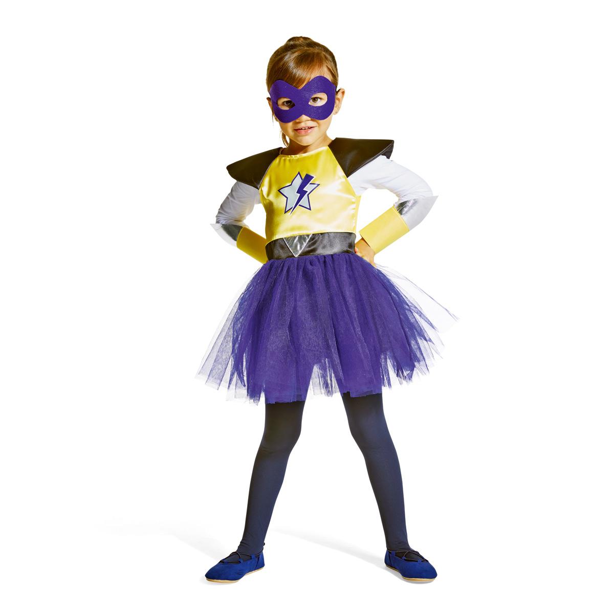 Dguisement Super Vilain Fille 3 5 Ans Imagibul Cration tout Jeux Gratuits Pour Enfants De 5 Ans