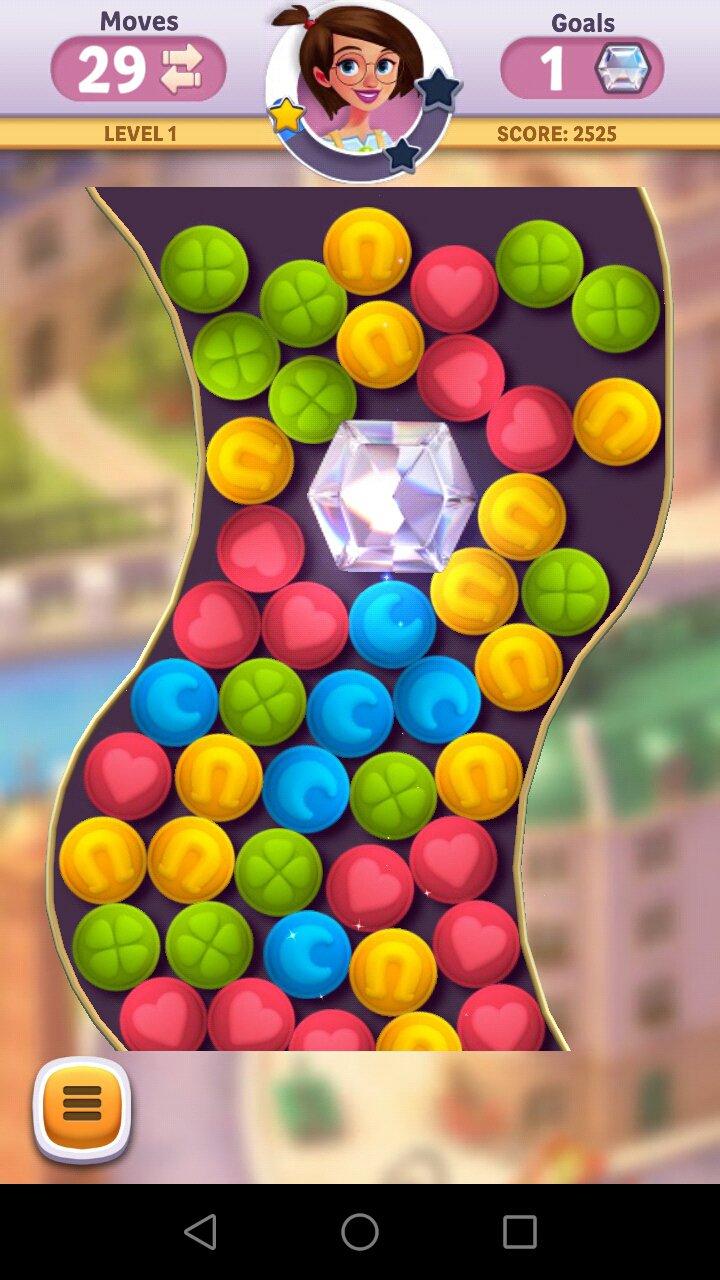 Diamond Diaries Saga 1.26.0 - Télécharger Pour Android Apk destiné Jeux De Billes Gratuits