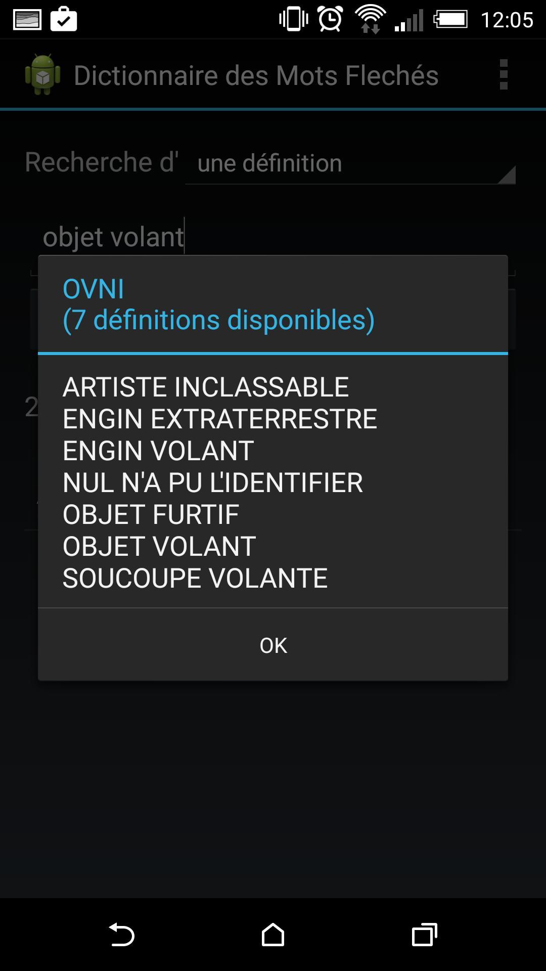 Dictionnaire Des Mots Fléchés For Android - Apk Download avec Définition Des Mots Fléchés