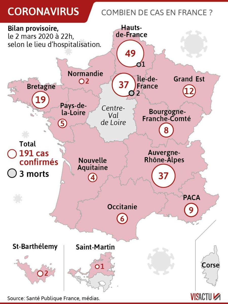 Didier Raoult (@diderraoult) | Twitter à Combien De Region En France