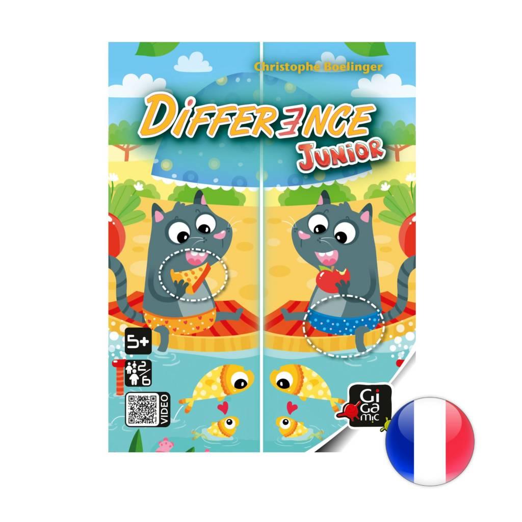 Différence Junior intérieur Jeux De La Différence