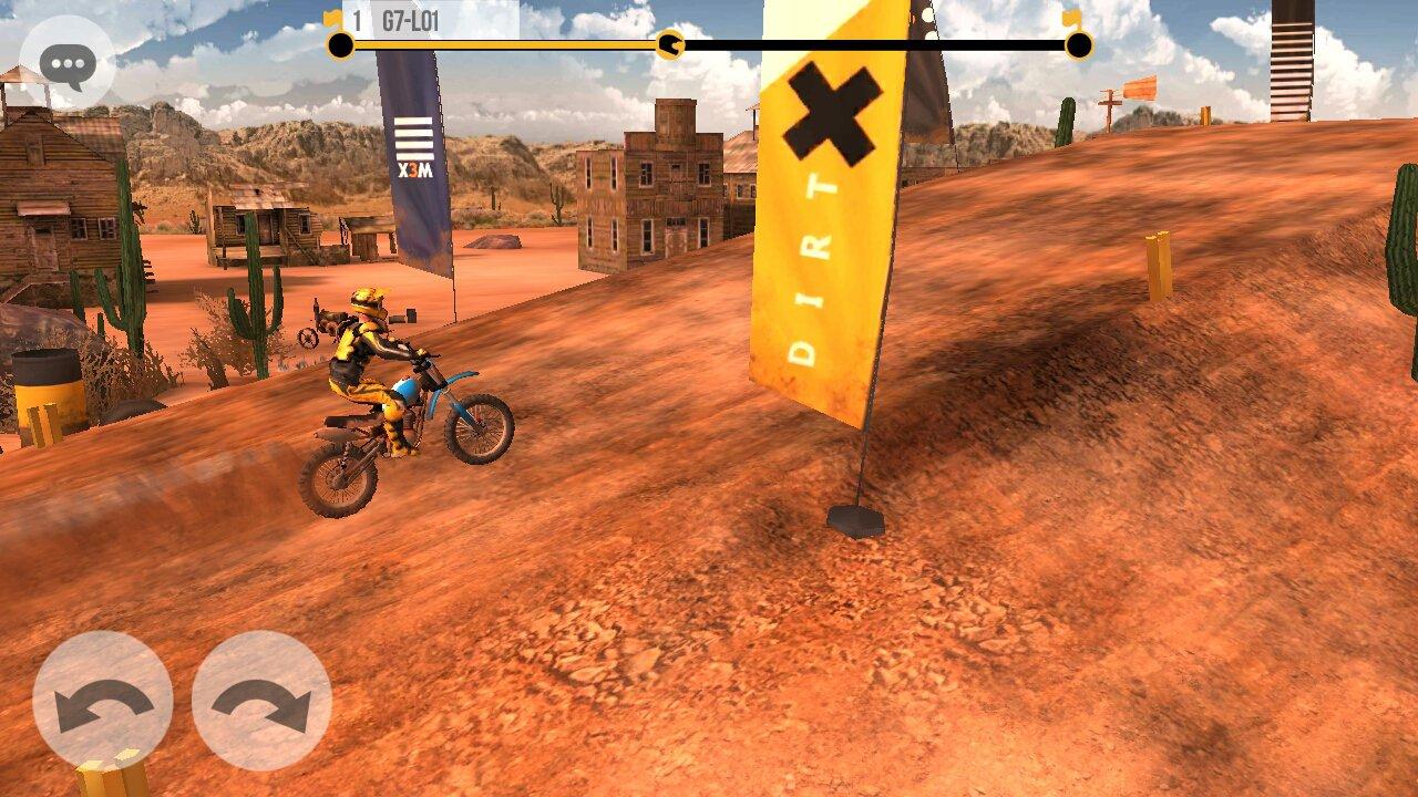 Dirt Xtreme 1.3.8 - Télécharger Pour Android Apk Gratuitement tout Jeux Moto En Ligne Gratuit