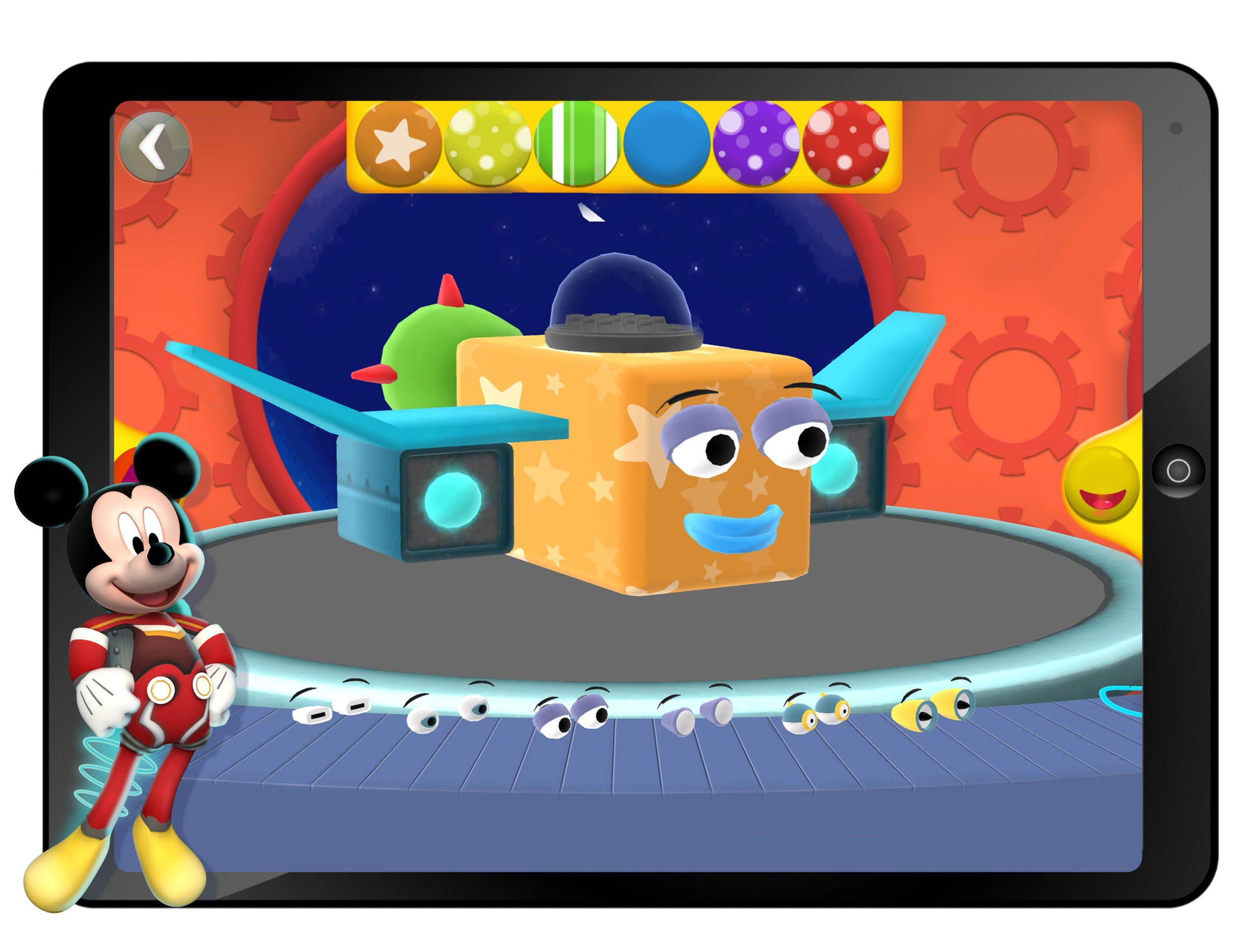 Disney Lance Une Série De Jeux Éducatifs Sur Mobile dedans Jeux Educatif Enfant Gratuit