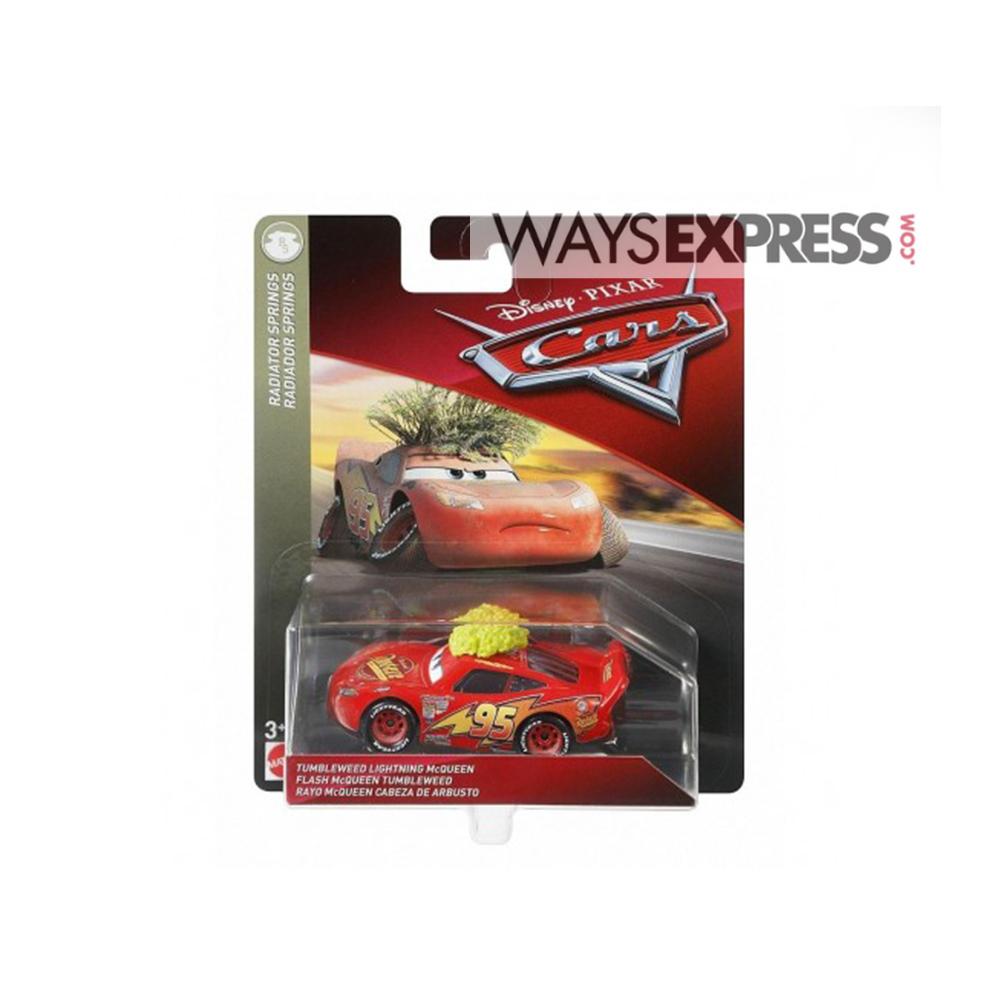 Disney Pixar Cars-Tumbleweed Lightning Mcqueen (3+ Years) concernant Flash Mcqueen Martin