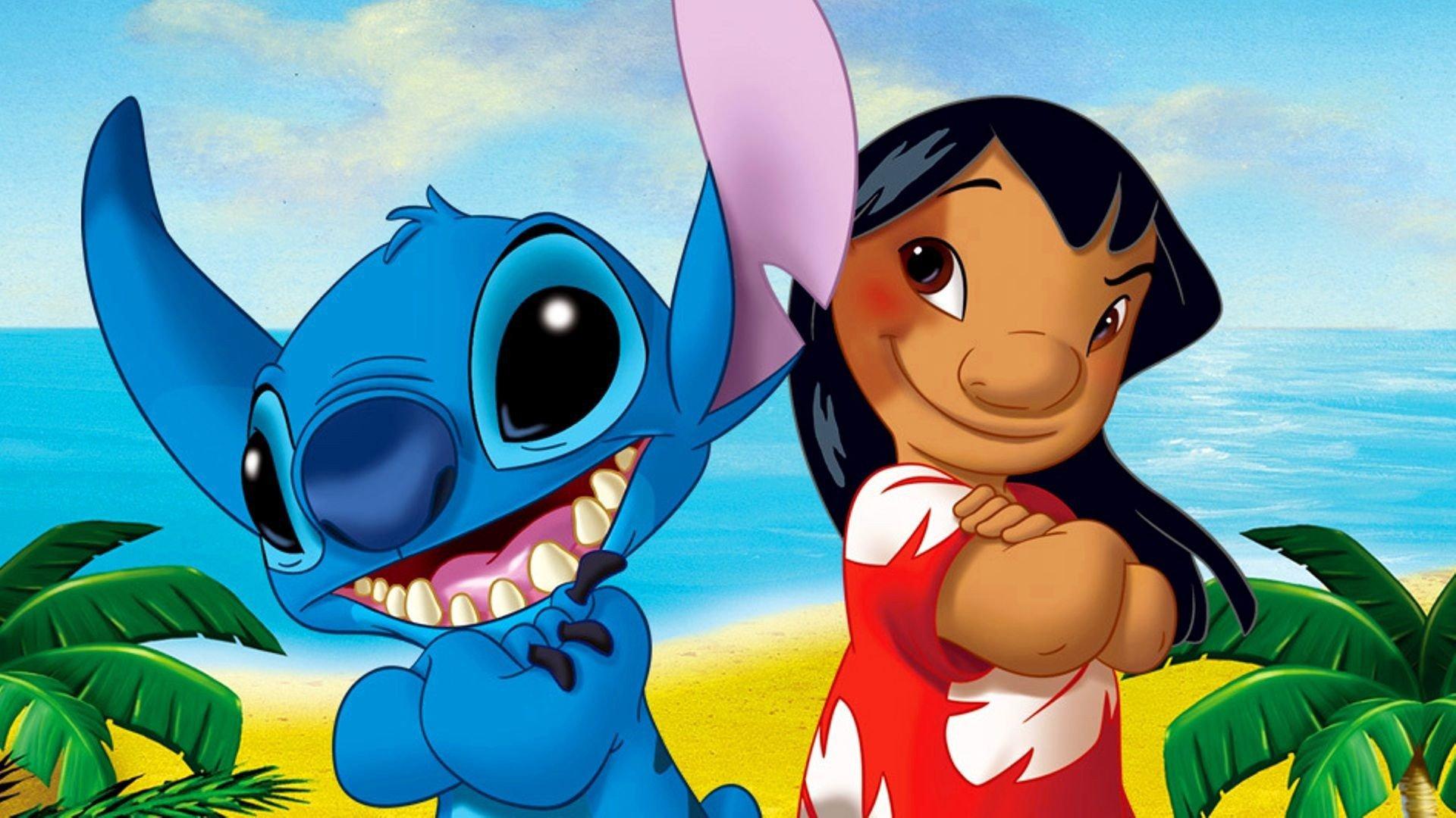 Disney Prépare Bien Un Remake Live-Action De Lilo & Stitch encequiconcerne Lilo Et Stitch Dessin Animé
