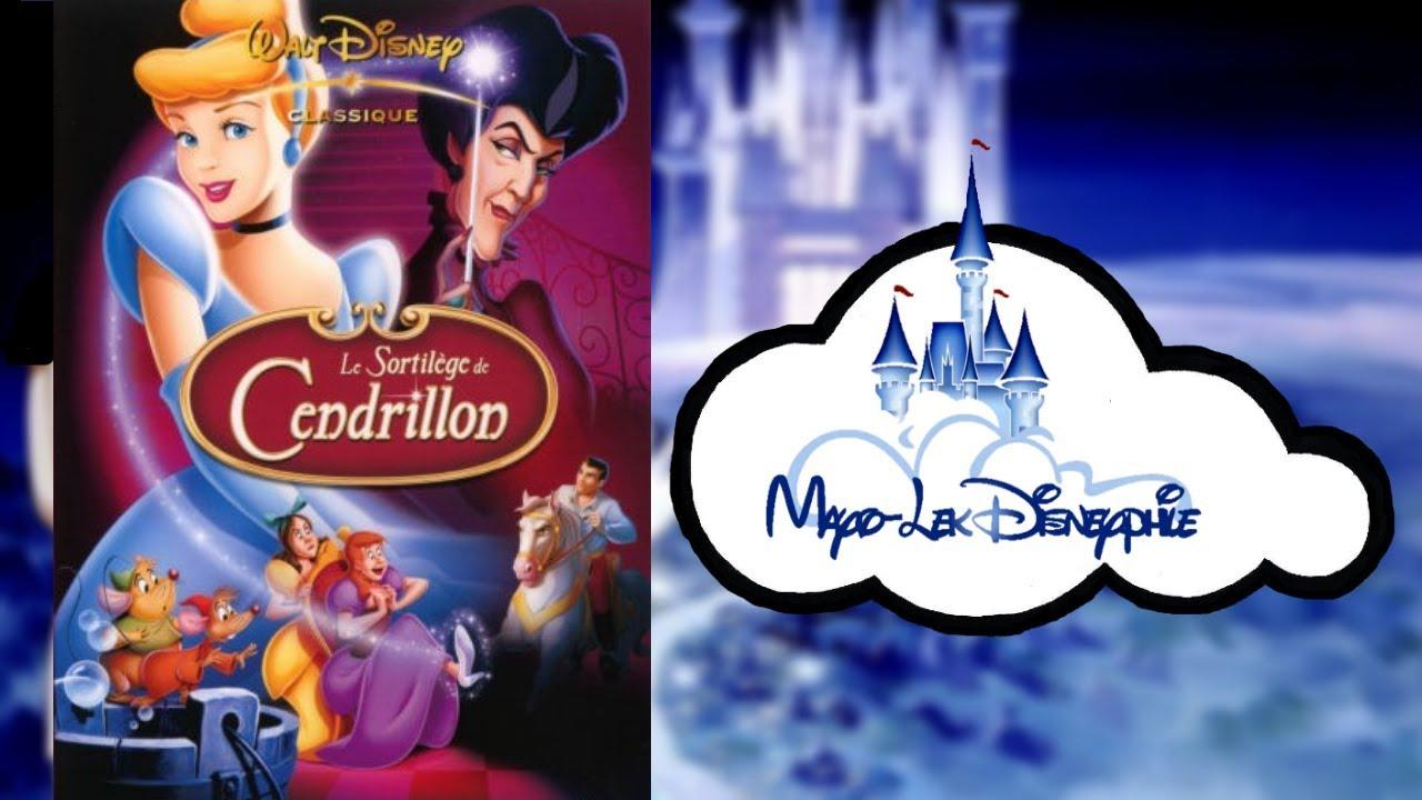 Disneyphile - 38 - Cendrillon 3 : Le Sortilège De Cendrillon destiné Cendrillon 3 Disney