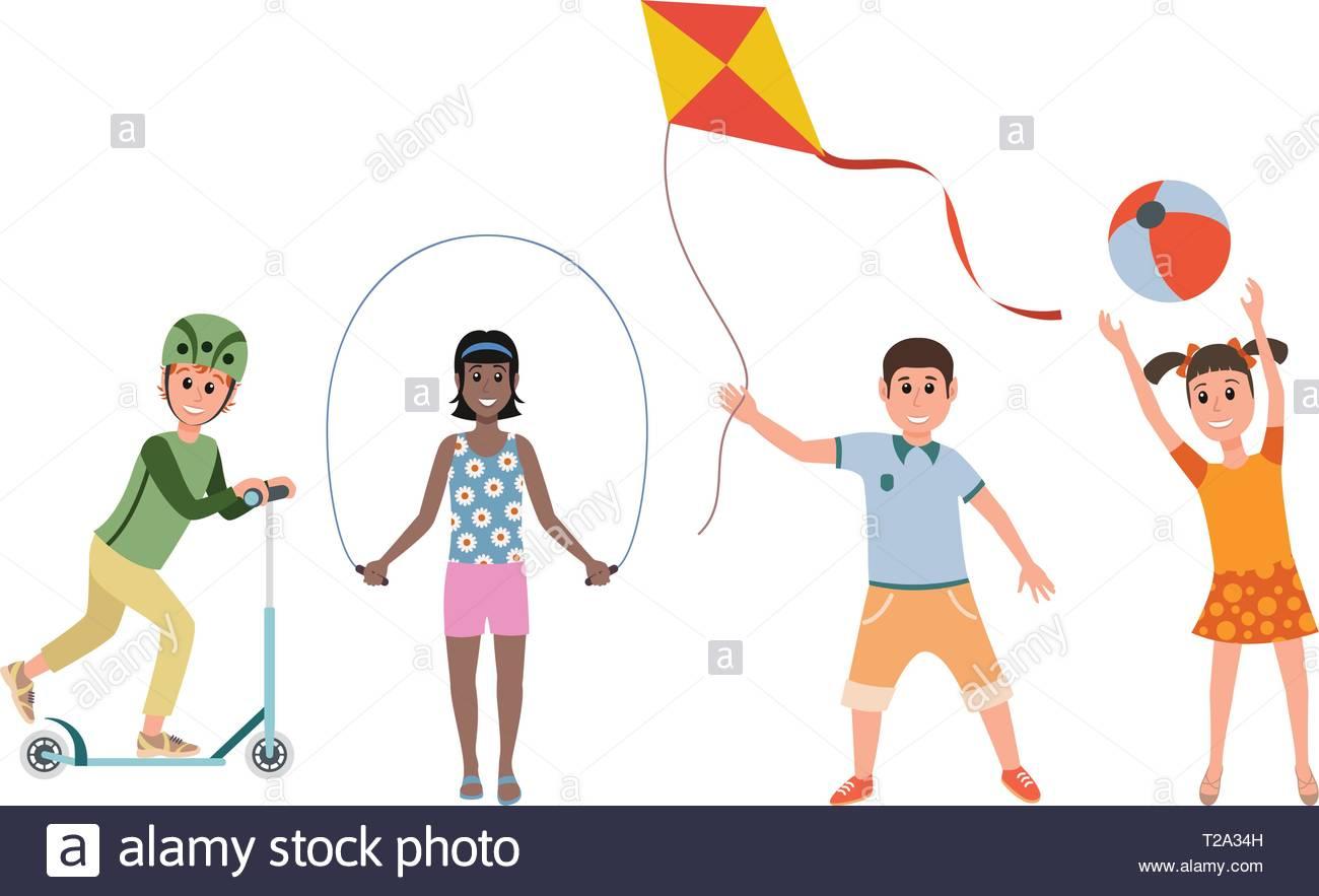 Divers Jeux Et Jouets Pour Les Enfants D'âge Préscolaire serapportantà Recherche De Jeux De Fille