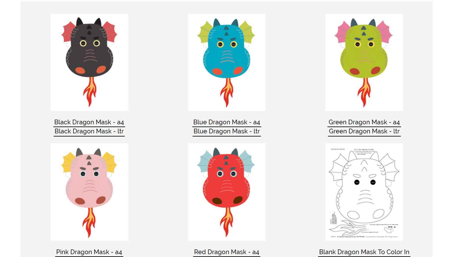 Diy : 19 Masques Gratuits À Imprimer Et Découper Soi-Même à Masque À Imprimer Animaux