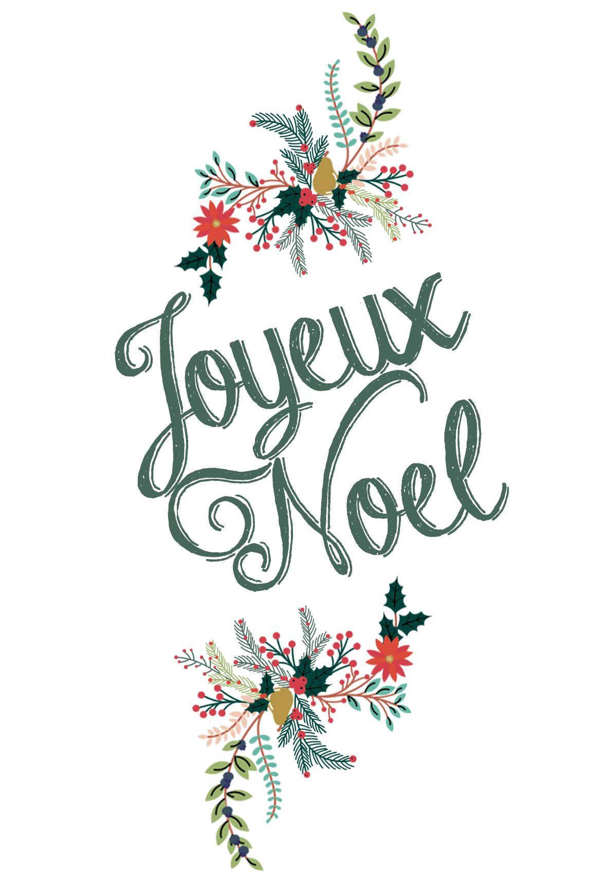 Diy: Cartes De Noël À Télécharger | Carte Noel, Cartes De serapportantà Carte Joyeux Noel À Imprimer