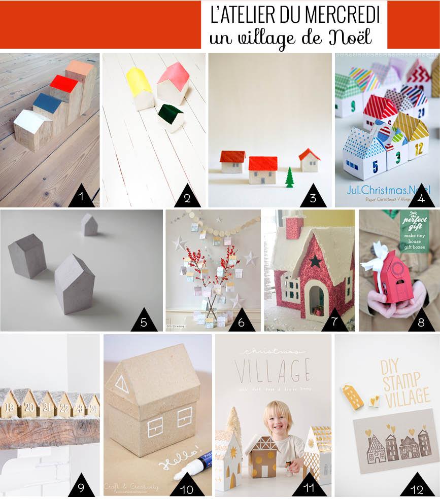 Diy : Des Petites Maisons À Fabriquer Pour Les Fêtes serapportantà Patron De Maison En Papier A Imprimer