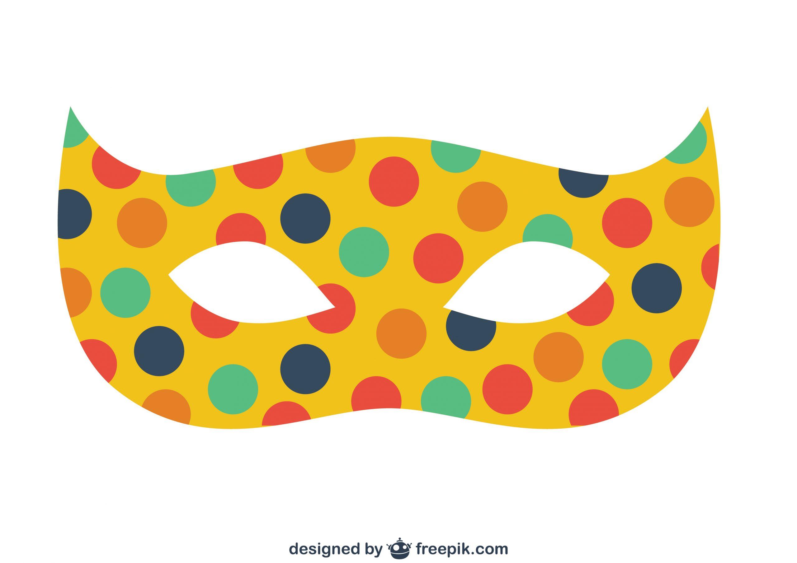 Diy : Les Masques Du Carnaval À Imprimer pour Modele Masque De Carnaval A Imprimer