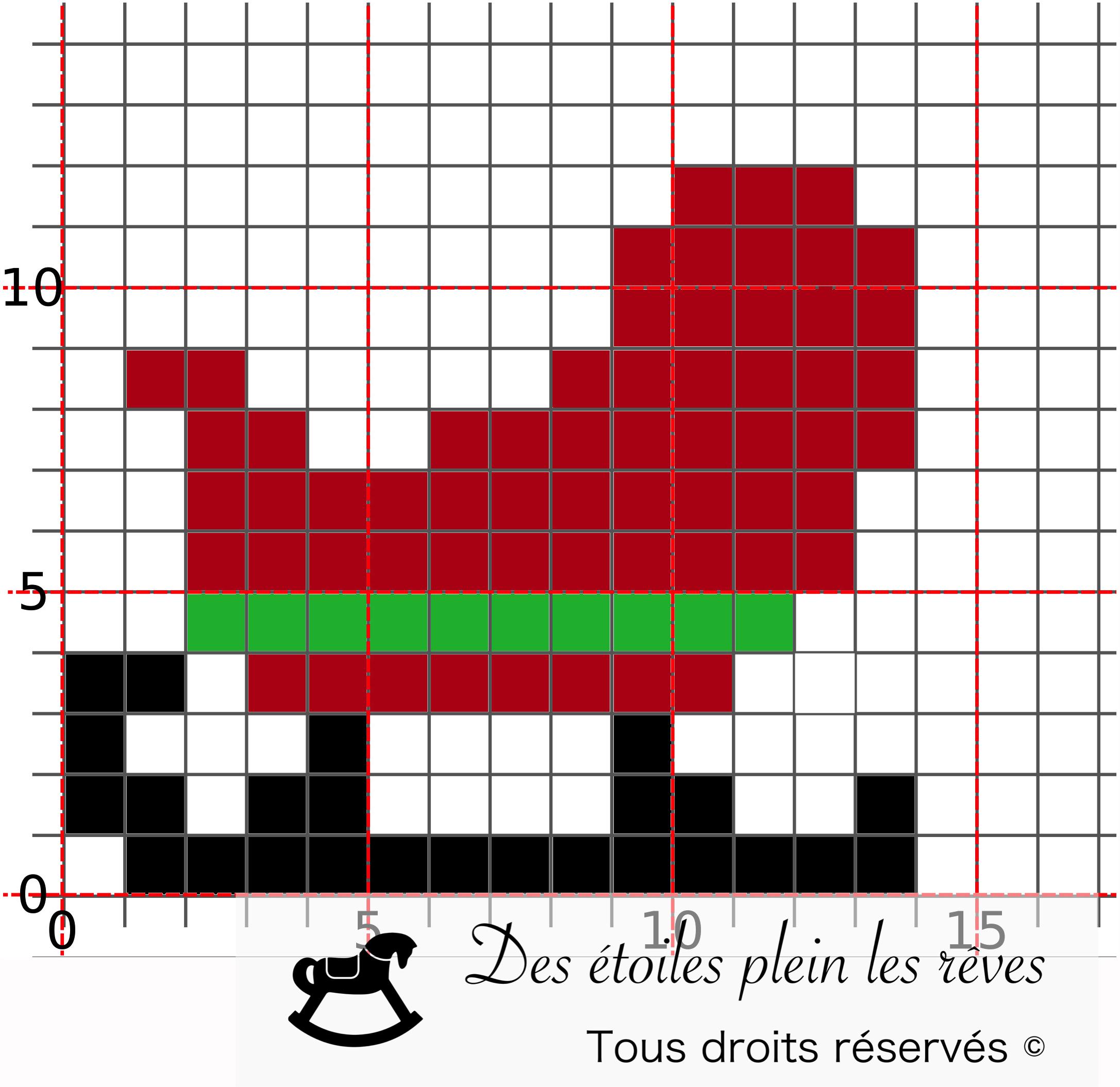 Diy | Pixel Art Noel, Pixel Art Et Pixel Art Pokemon concernant Pixel Art Pere Noel