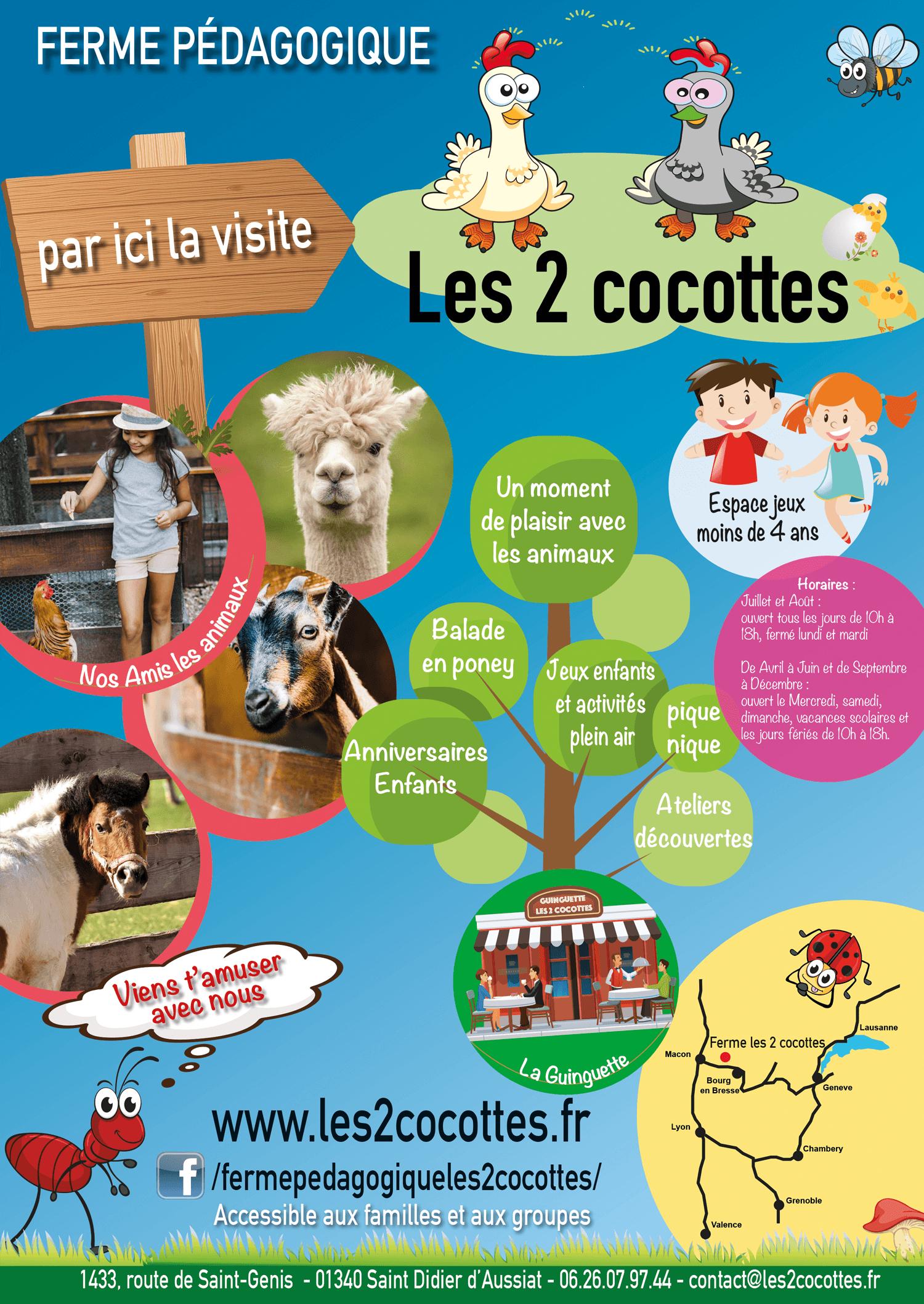 Domaine Des Couvets : Ferme Pédagogique Les 2 Cocottes concernant Jeux De Ferme Gratuit Avec Des Animaux