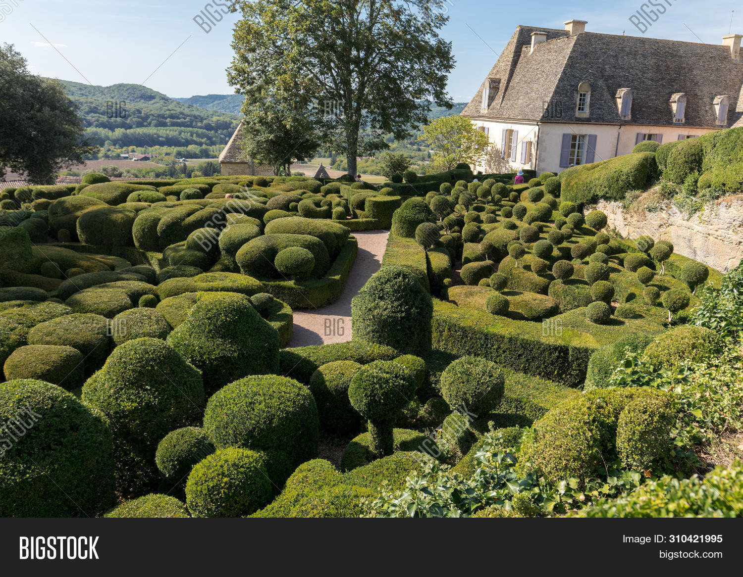 Dordogne, France - Image & Photo (Free Trial) | Bigstock avec Region De France 2018