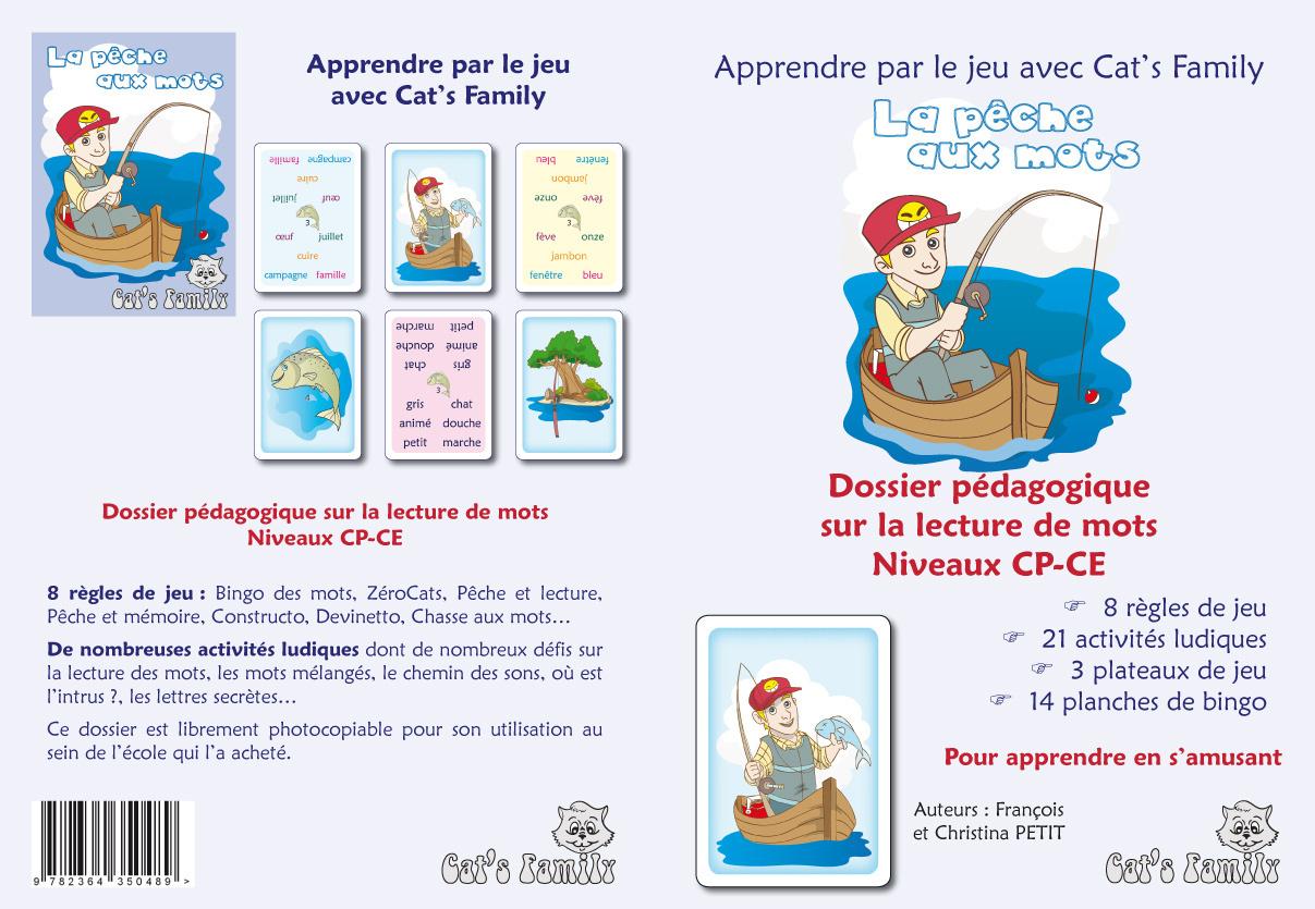 Dossier Pédagogique La Pêche Aux Mots à Jeux Educatif Ce1