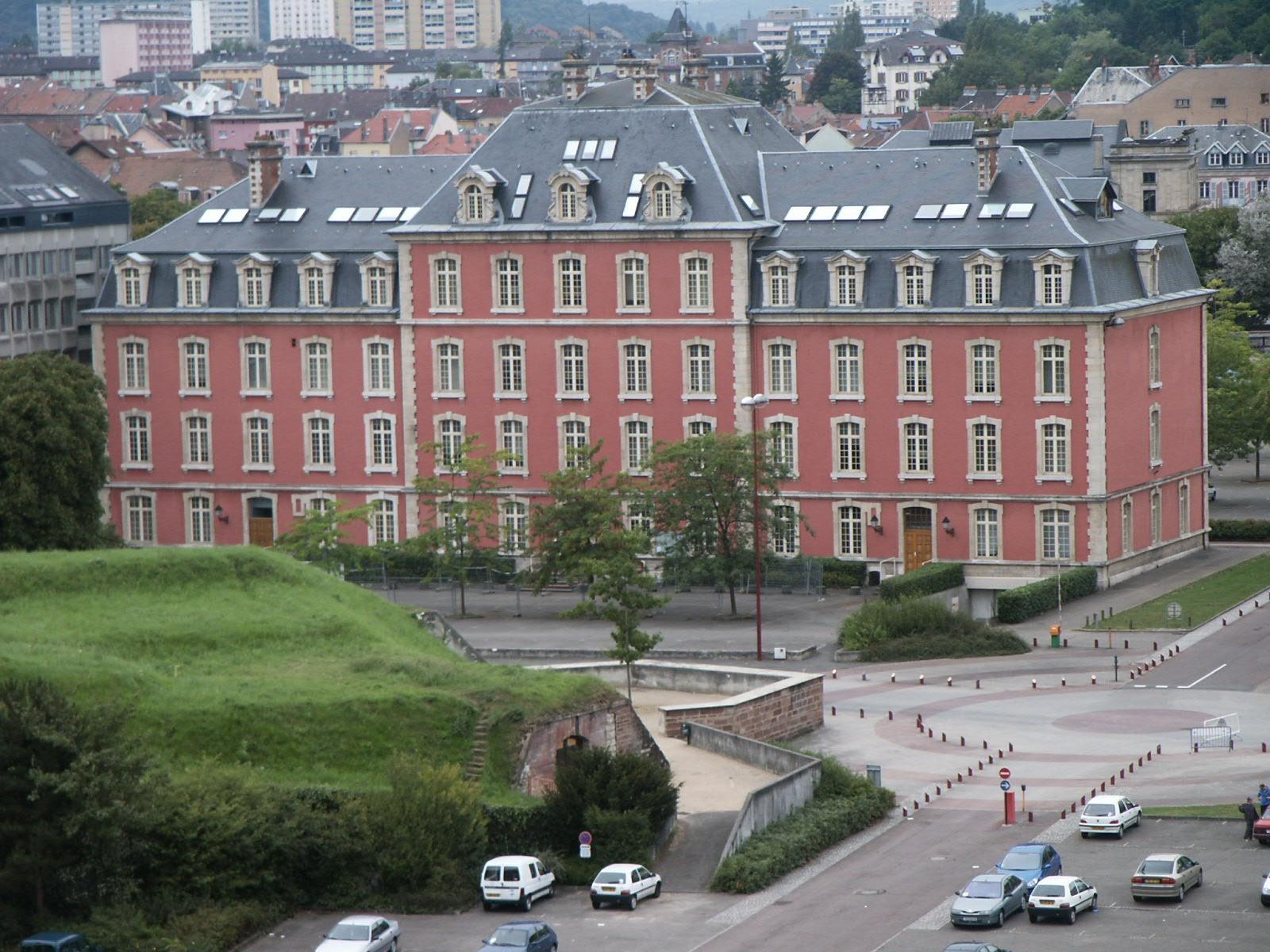Dosya:france-90-Belfort-Hotel De Departement - Vikipedi destiné Liste De Departement De France