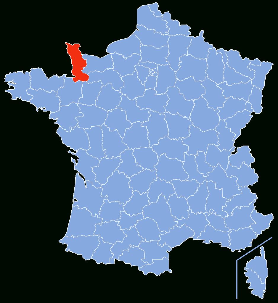Dosya:manche-Position.svg - Vikipedi dedans Puzzle Des Départements Français