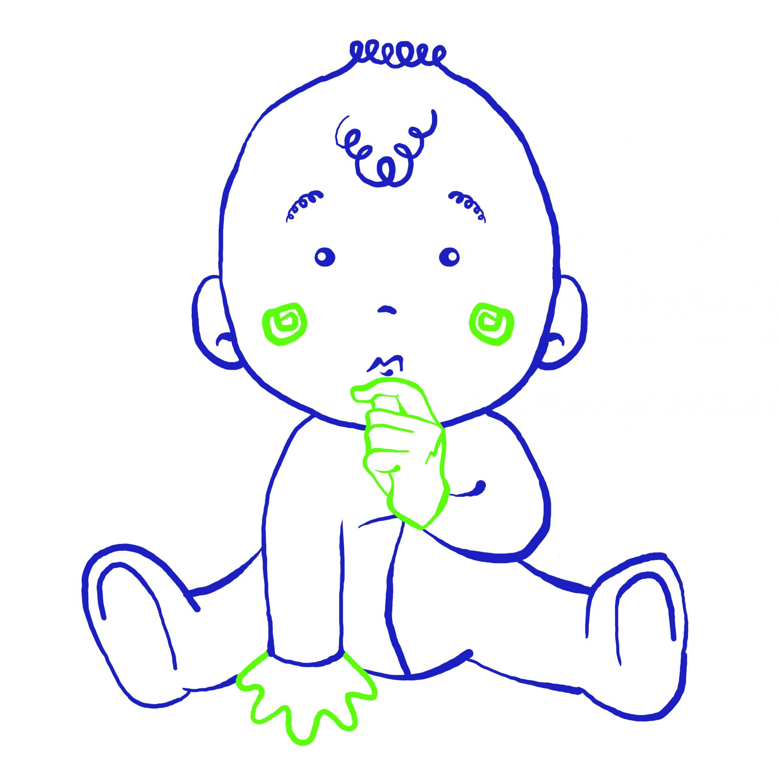 Doudou - Babillages En Signes à Dessin De Doudou