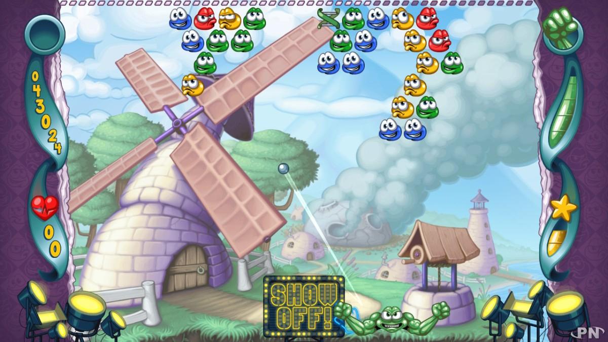 Doughlings : Arcade < Switch < Tests Complets < Tests De à Casse Brique En Ligne