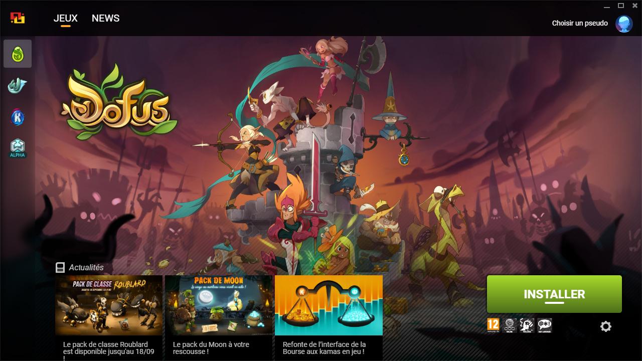 Download Dofus - The Turn-Based Strategy Game destiné Application Jeux Gratuit Pc
