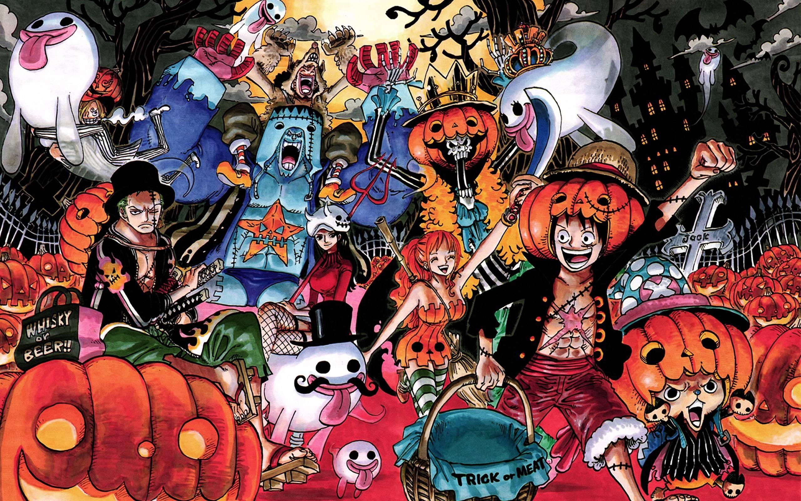 Download Gambar Wallpaper One Piece - Kumpulan Wallpaper à Dessin Animé De One Piece