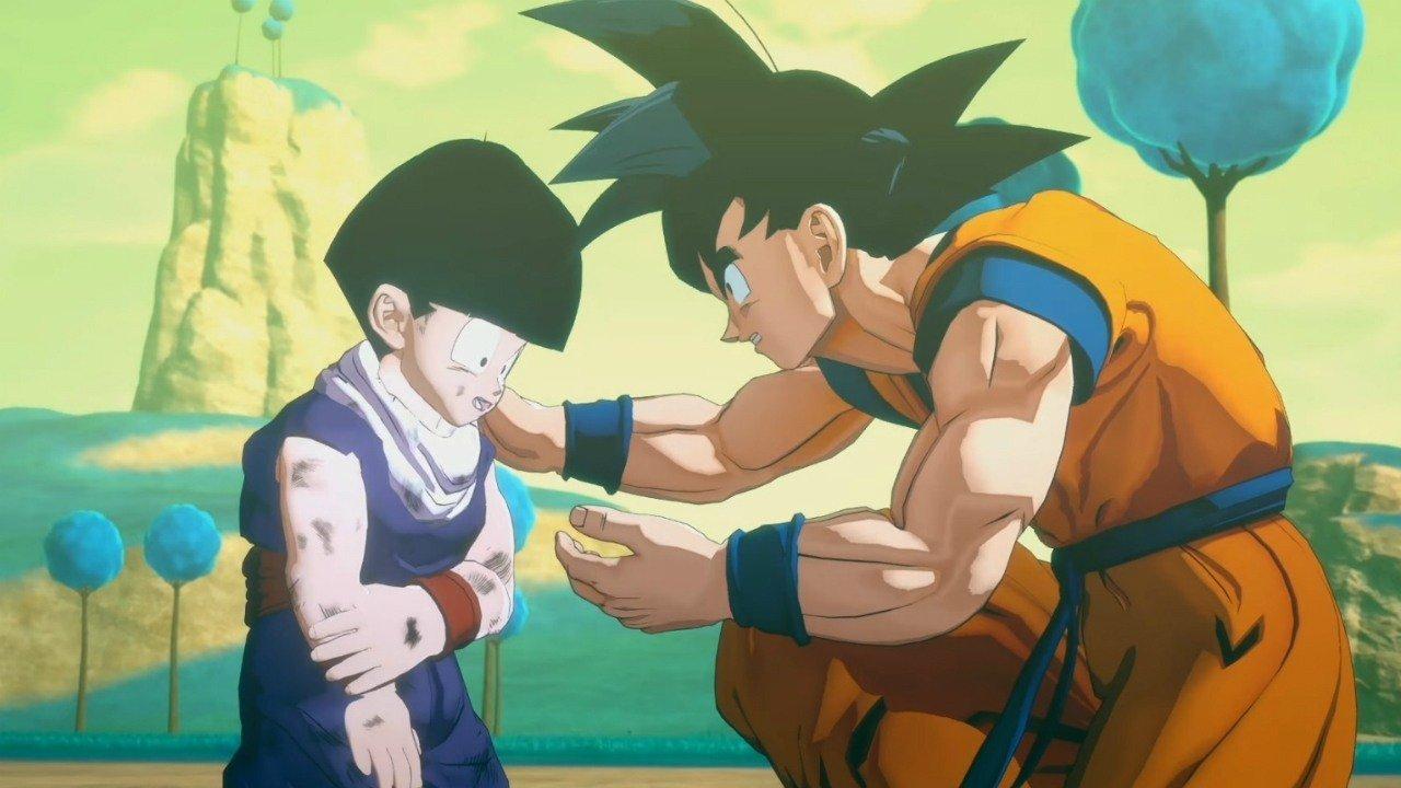Dragon Ball Project Z : L'action Rpg Officiellement Annoncé pour Dessin Animé De Dragon Ball Z
