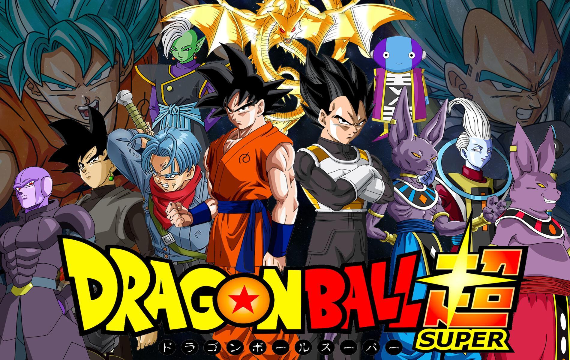 Dragon Ball Super A-T-Il Tué Dragon Ball ? - Dossier Série destiné Dessin Animé De Dragon Ball Z