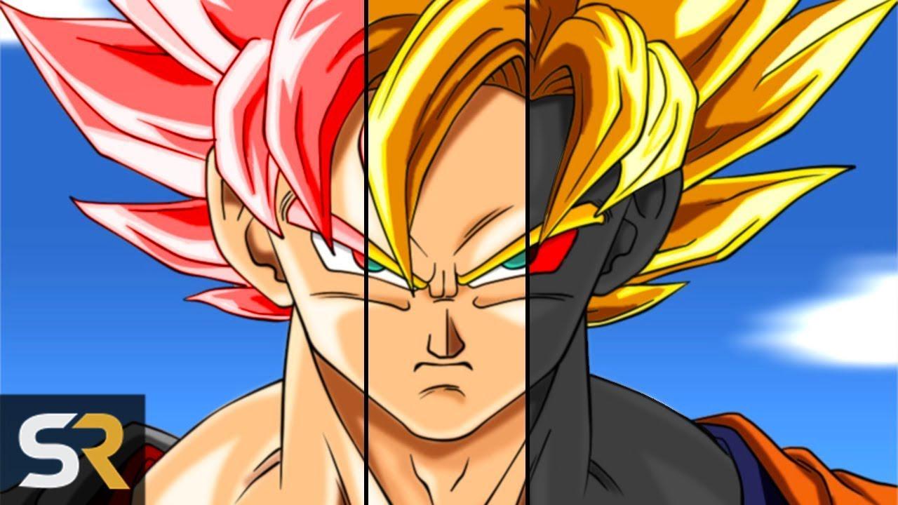 Dragon Ball Z: 10 Times Goku Become A Super Villain tout Dessin Animé De Dragon Ball Z