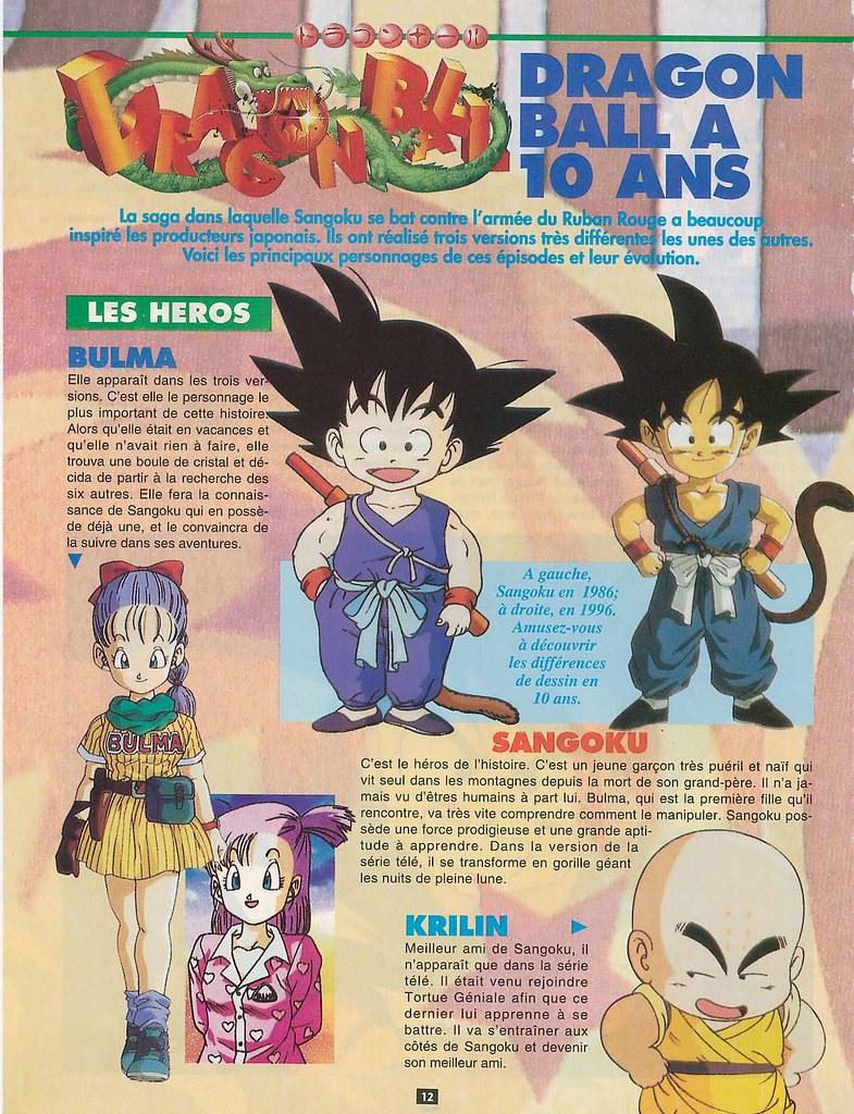 Dragon Ball Z - Dorothée Magazine - Le Livre D'or Inedit pour Dessin Animé De Dragon Ball Z
