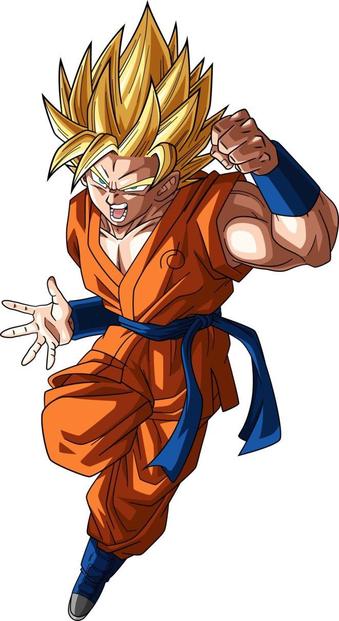 Dragon Ball Z Goku Drawing At Getdrawings | Free Download intérieur Dessin Animé De Dragon Ball Z