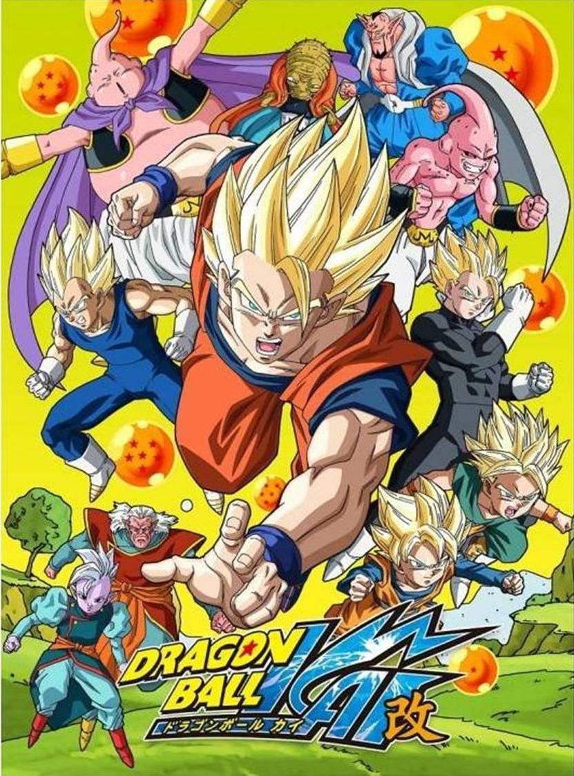 Dragon Ball Z Kai - Serie Tv 2009 - Manga News intérieur Dessin Animé De Dragon Ball Z