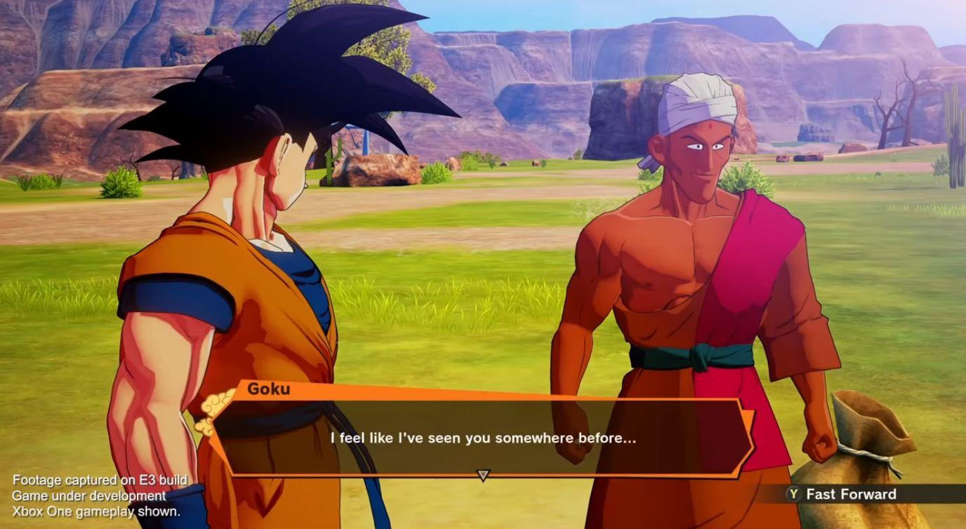 Dragon Ball Z Kakarot : Bandai Namco Confirme Qu'il Ne S intérieur Dessin Animé De Dragon Ball Z