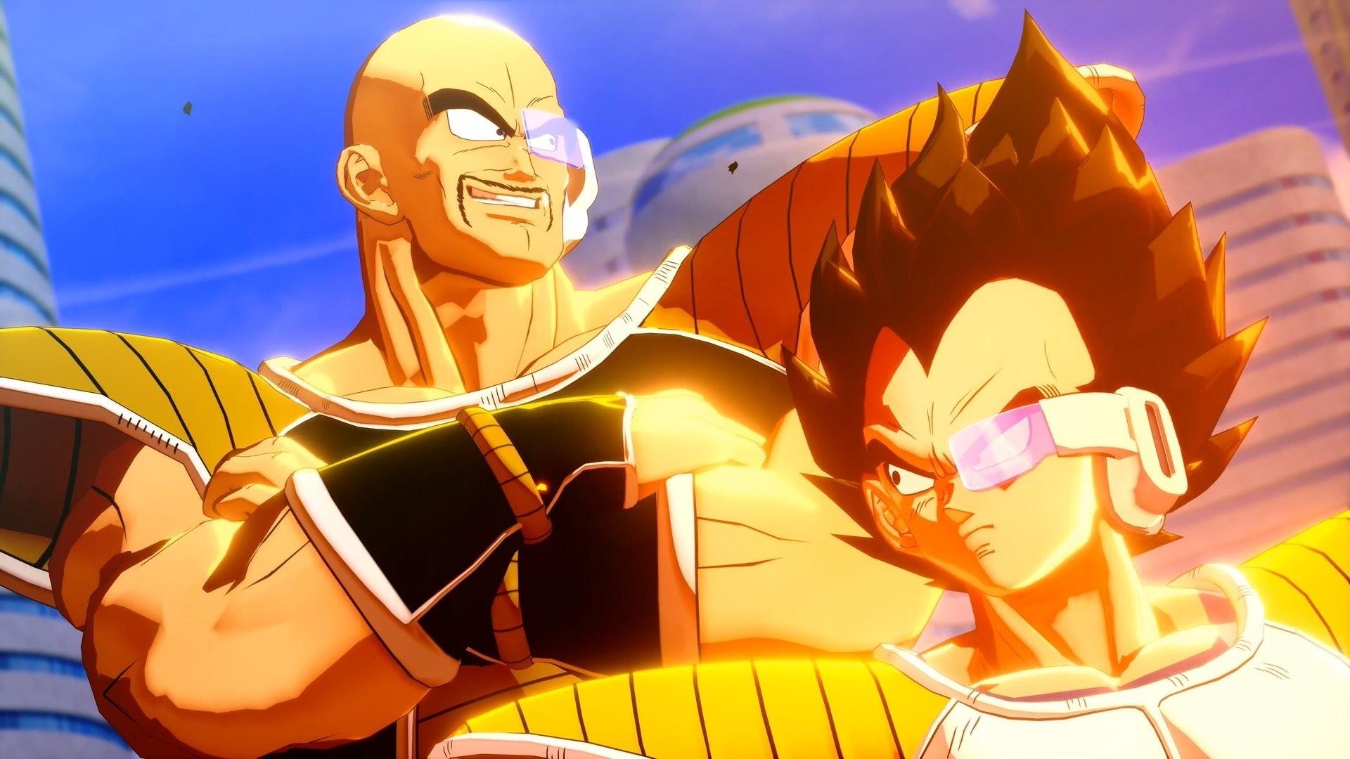 Dragon Ball Z Kakarot Deluxe Edition Xbox One concernant Dessin Animé De Dragon Ball Z