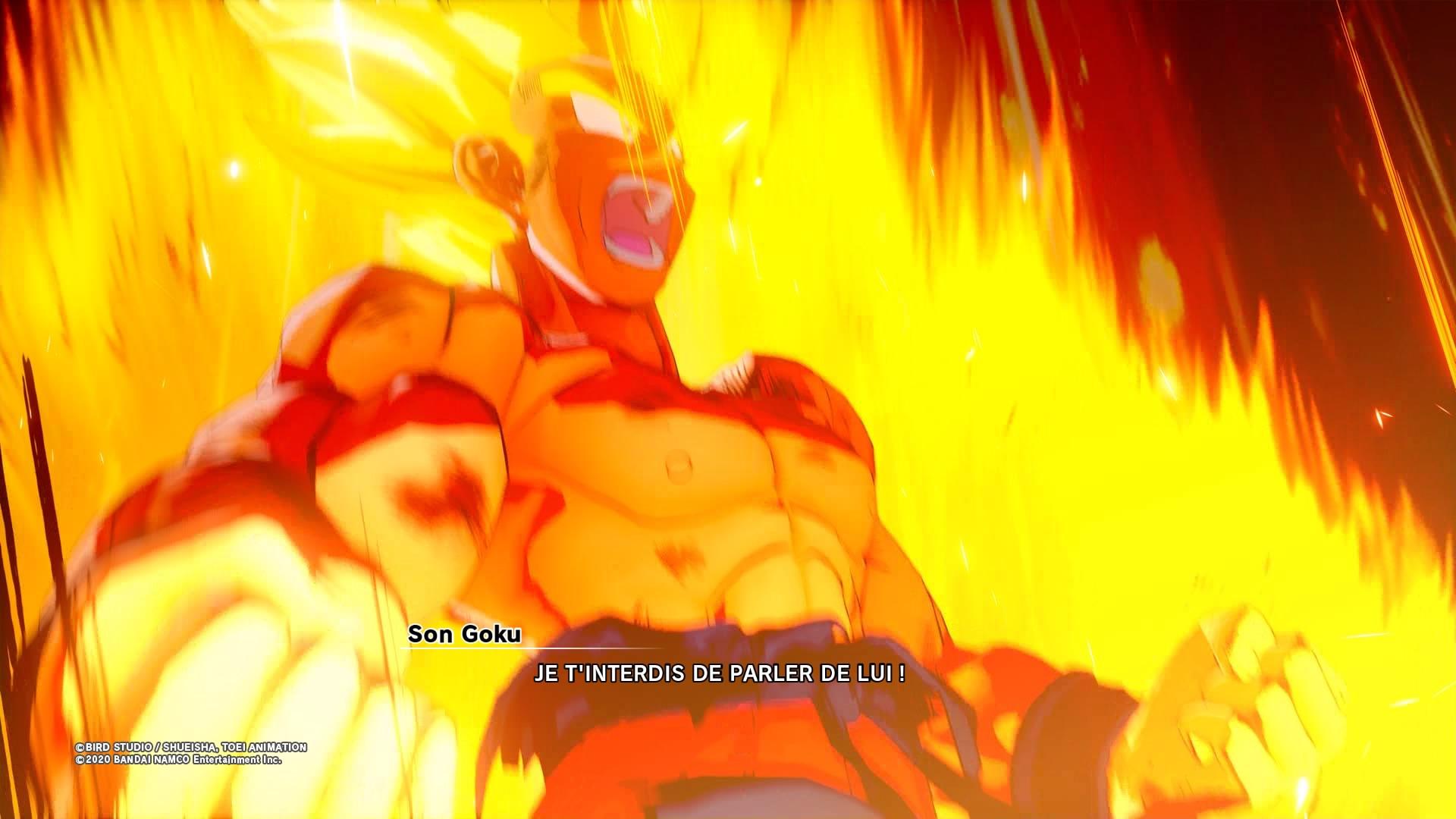 Dragon Ball Z Kakarot : Test Du Plus Immersif D'entre-Tous encequiconcerne Dessin Animé De Dragon Ball Z